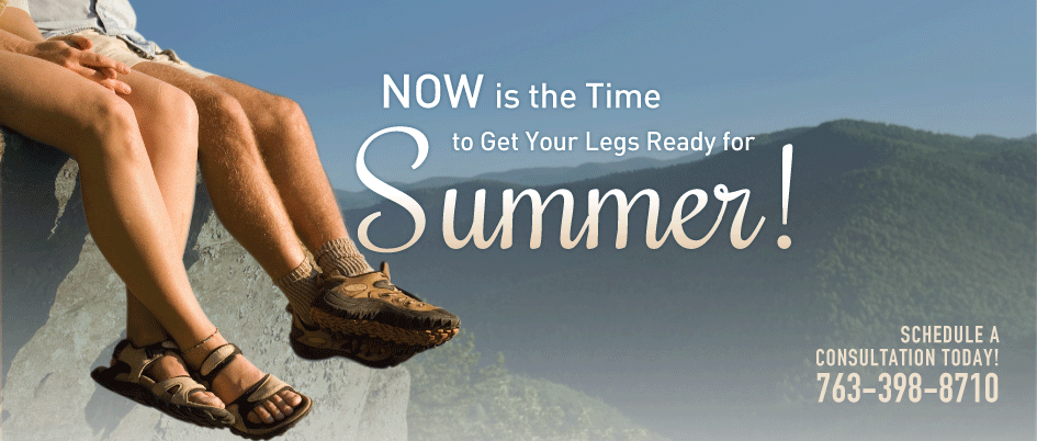 Get your legs ready for summer