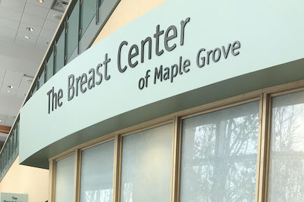 breast center maple grove